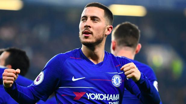 Hazard Chelsea Madrid Odds