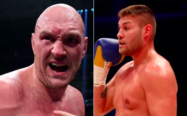 Fury Schwarz Betting Odds