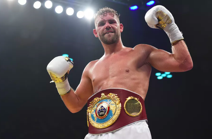 Billy Joe Saunders Betting Odds