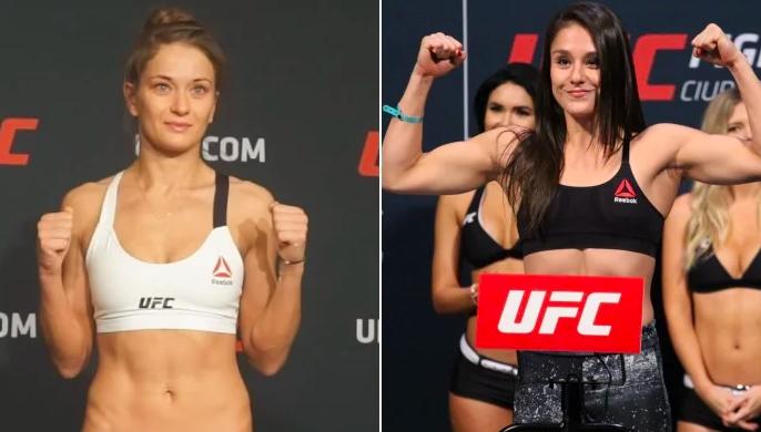 Karolina Kowalkiewicz Alexa Grasso UFC Betting Odds