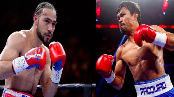 Manny Pacquiao Keith Thurman Betting Odds