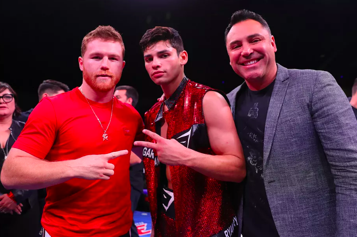 Ryan Garcia Betting Odds 2019