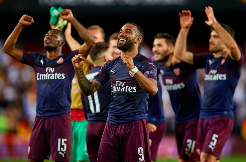 Chelsea Arsenal Europa League Betting Odds
