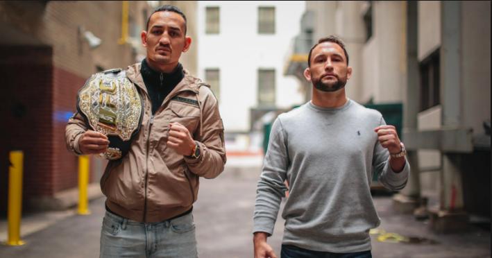 UFC 240 Holloway Edgar Prediction Pick Odds
