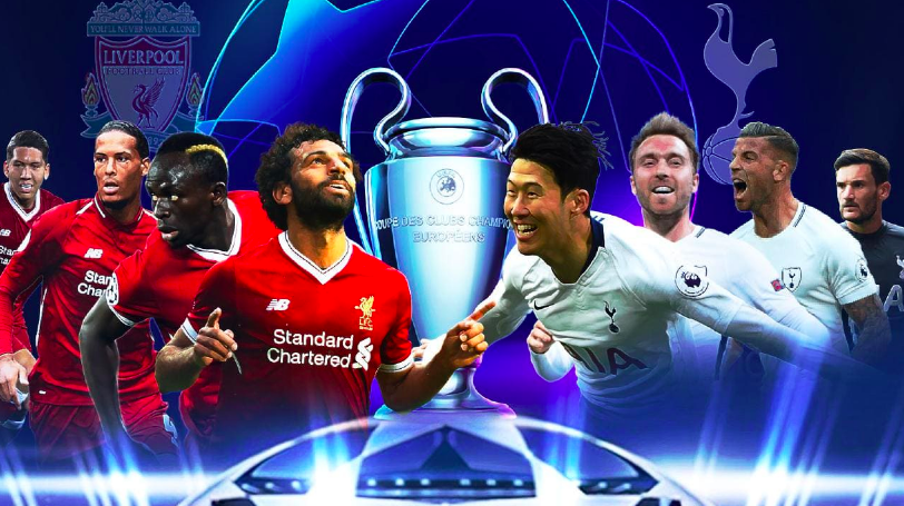 2019 Champions League Final Betting Odds
