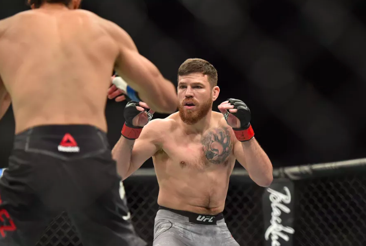 Jim Miller UFC Betting Odds
