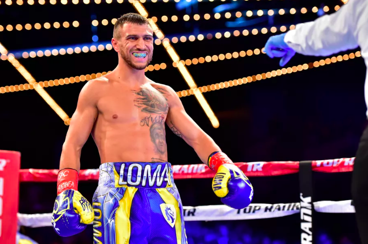 Lomachenko Campbell Boxing Betting Odds