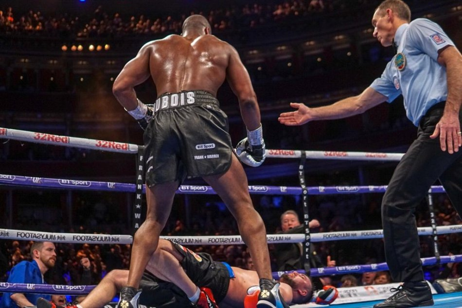 UK Boxing Betting Odds