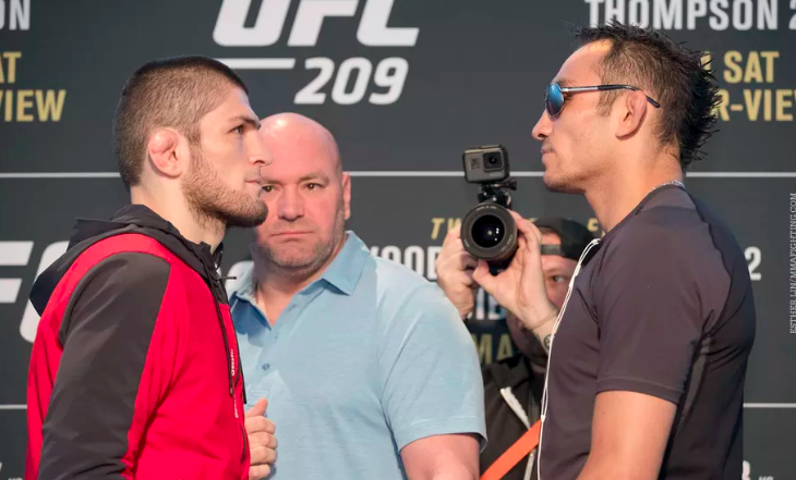 Khabib Ferguson UFC Betting Odds