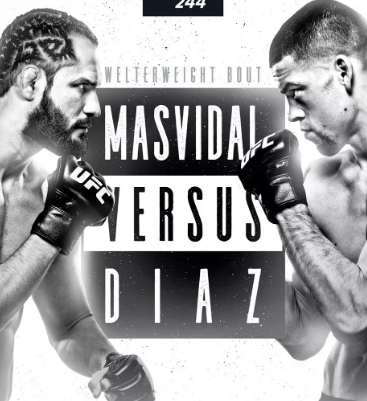 Masvidal Diaz BMF Betting Odds