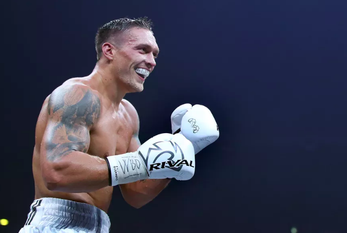 Usyk Warrington Boxing Betting Odds