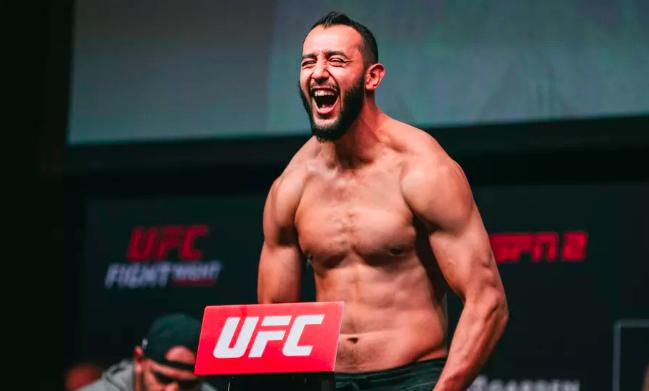 Reyes Jones UFC Betting Odds
