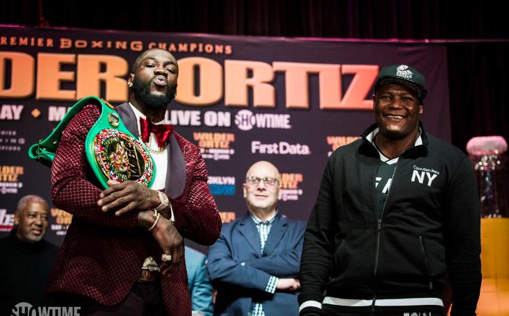Wilder Ortiz 2 Boxing Betting Odds